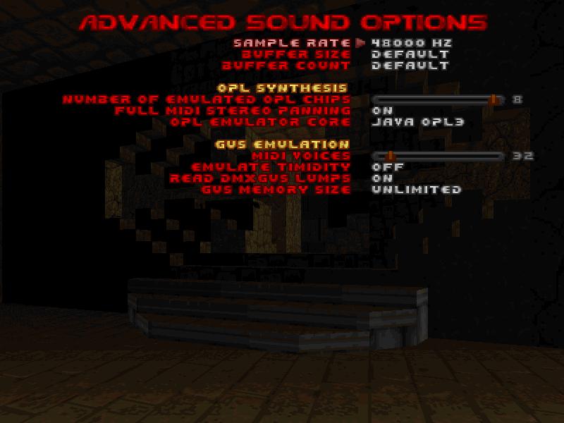 Advanced sound options - ZDoom Wiki