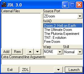 adding wads to zdoom or gzdoom - Source Ports - Doomworld