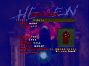 Player setup - ZDoom Wiki
