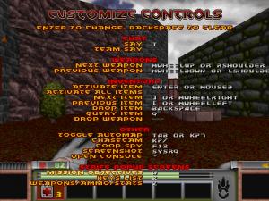 Customize controls - ZDoom Wiki
