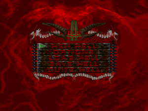 Main menu - ZDoom Wiki